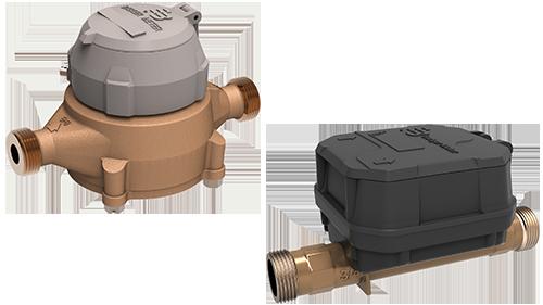 Badger Meter M-25 and E-25 Residential Meters