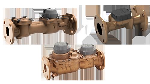 Commercial and Industrial Water Meters by Badger Meter