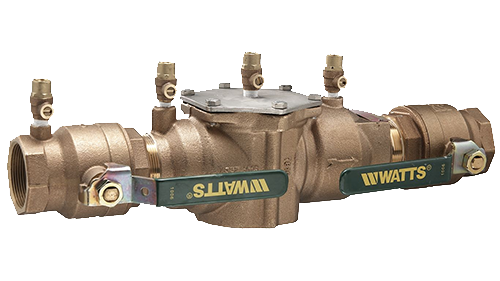 watts backflow preventor