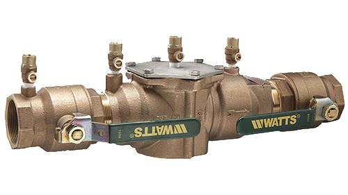 watts backflow preventor